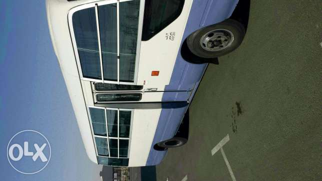 Toyota coaster bus for sale 2009 model