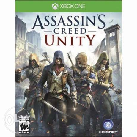 Assassin Creed unity Digital download code for Xbox one Cheap السالمية -  1