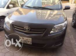 Toyota Corolla 2009 Good Condition (Negotiable Price)