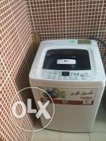 LG washing machine used