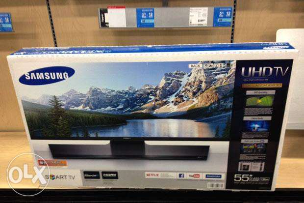 Brand New Original Samsung UN65F9000 65-inch 4K 3D LED TV