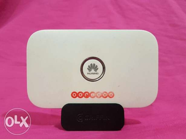 HUAWEI (OOREDOO) Mobile WIFI E5573 4G LTE Pocket Router 4 SALE