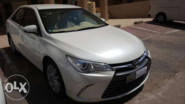 TOYOTA CAMRY GLX 2016, Very low Milage (9900 KM) for Sale