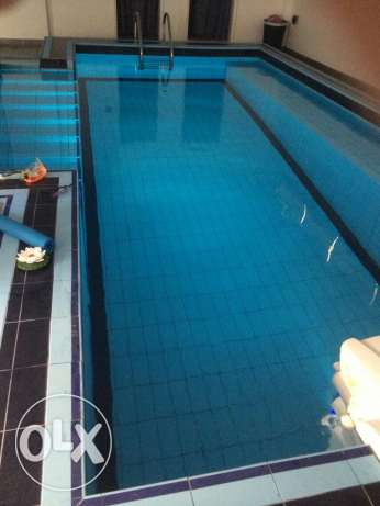 Lovely flat with pool