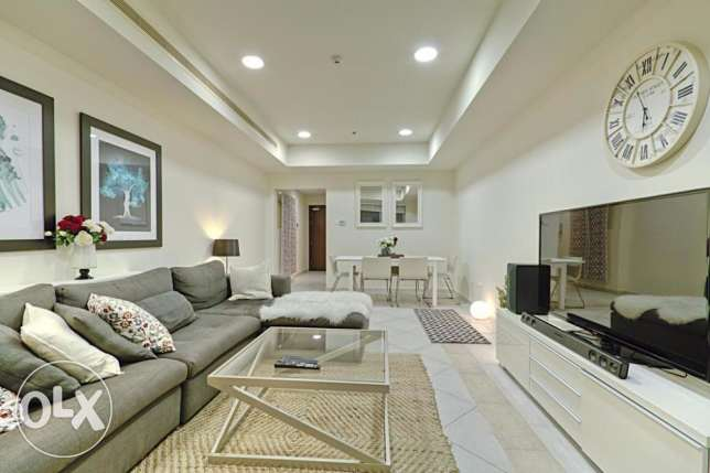 Modern 2 bedroom for KD 550 - 700 in Salmiya