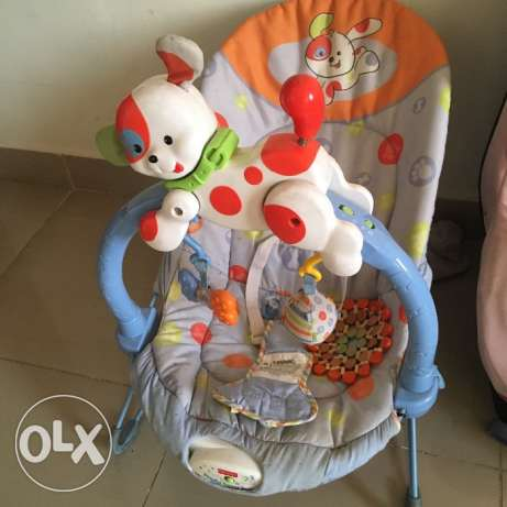 Baby rocking chair FisherPrice