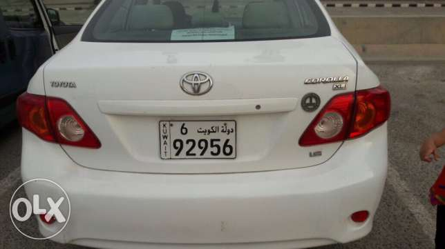 Corolla car for sale