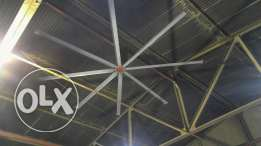 4.5 mtr wide celing fan gor warehouse