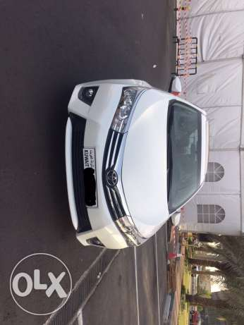 Toyota Corolla 2015 2.0 full option sunroof