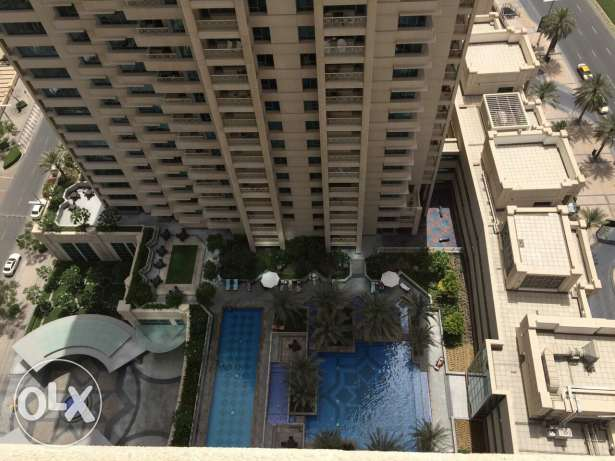 Dubai near Burj Khalifa and Dubai mall fully furnished flat 1 bhk