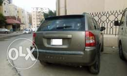 2007 Jeep Compass SUV 4x4 good condition for sale