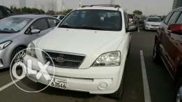 Kia Sorento 2005 Manual gair