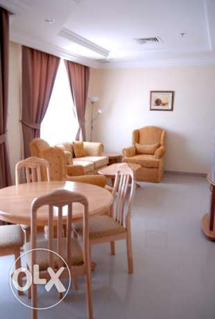 Spacious 2 Bedroom Apt. + Maid's Room