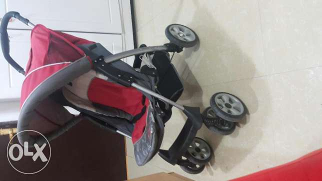 Stroller in excellent condition for sale