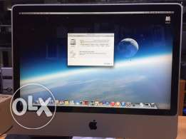 IMAC-24inch-Core 2 duo-2.4ghz Used