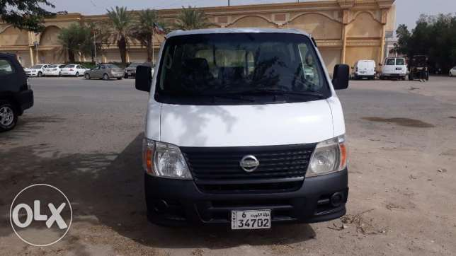 Nissan delivery van2011 for sale