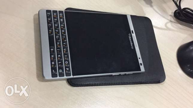 blackberry passport silver ediition