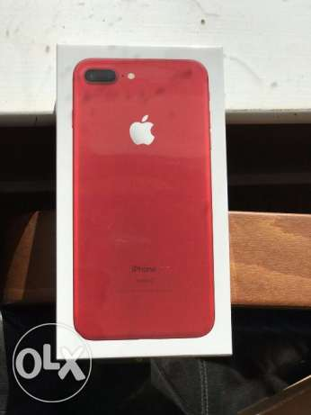 Apple-iPhone-7-Plus-RED-128GB