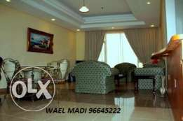 Fantastic sea-view semi or fully furnished 2 master bedroom apartment