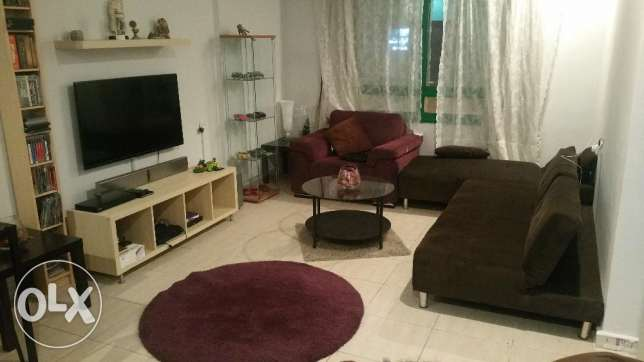 Full Living room set with Dining table and Cabinet السالمية -  1