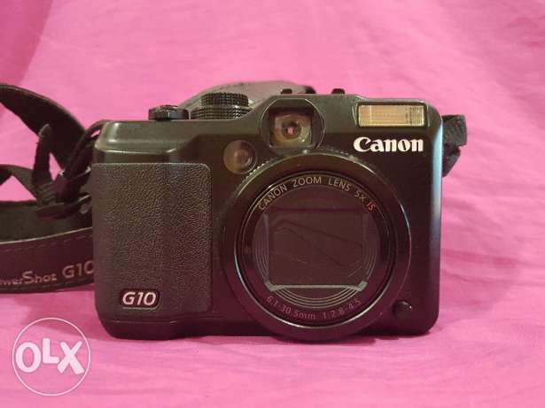 Canon Powershot G10 14MP Digital Camera for Sale