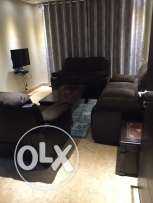 2bed room fully furnished appartment in mahboula.