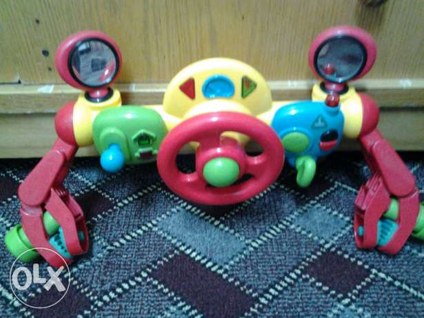 table music car toy