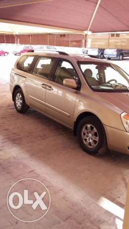كيا كرنفال 2009 للبيع Kia Carnival 2009 for sale
