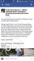 Selling iphone samsung galaxy and other branded smart phone