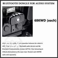 Bluetooth Dongle For Audio System