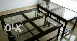 Coffee tables. Final sale