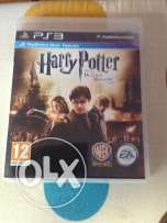 PS3 game. Harry Potter