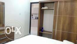 Brand new 1 bedroom fully furnished apartment close to sea in Salmiya.