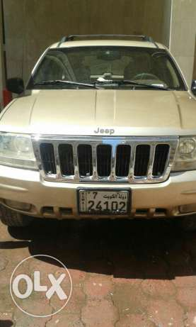 Grand Cherokee 2000 for urgent sale