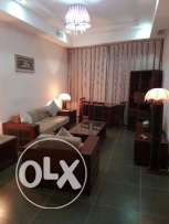 fully furnished flat in Mahbolla at 450KD, in Sharq