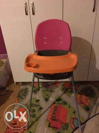 Baby Chair وسطى -  1