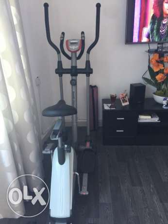 Elliptical Bike Excellent Condition