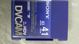 DVCAM Video cassette for SALE