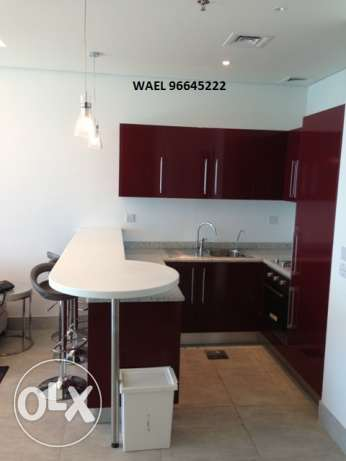 awesome seaview 1 bedroom in Mangaf المنقف -  8