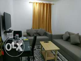 Fully furnished apartment. For rent