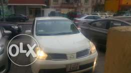 I am selling my nissan tida it's in good condition 2007