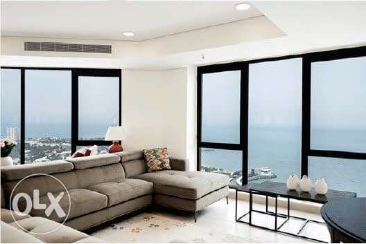 Sea View 3 bedroom apartment in Kuwait close to Kuwait City