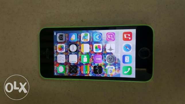 Sale I phone 5c very good condition ابرق خيطان -  5
