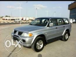 Mitsubishi good condition jeep for sale
