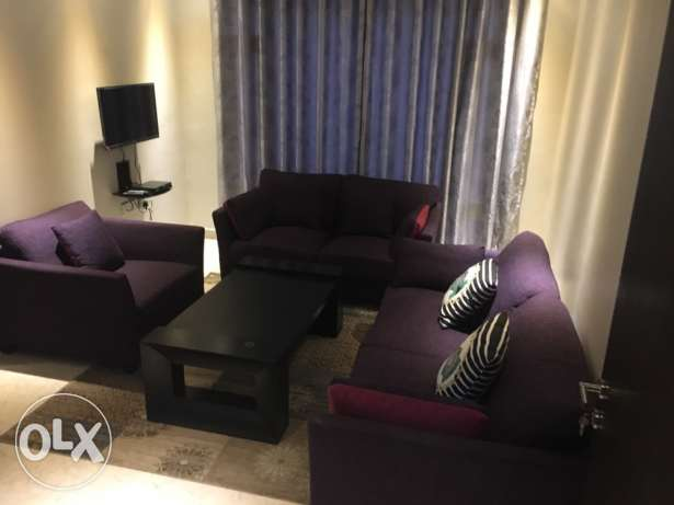 fully furnished 2 bedroom apartment in mahboula. مهبولة -  2