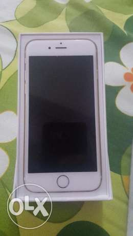 IPhone 6 16Gb golden color