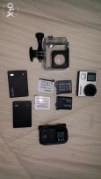 Gopro 4 black with accessories
