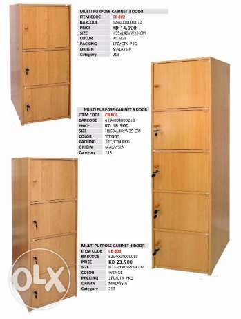 storage shelfs (White & Wange Colour Available) (FREE HOME DELIVERY)
