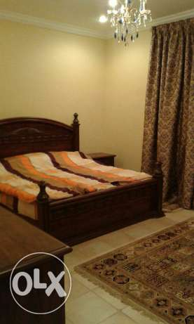Fully furnished floor for rent