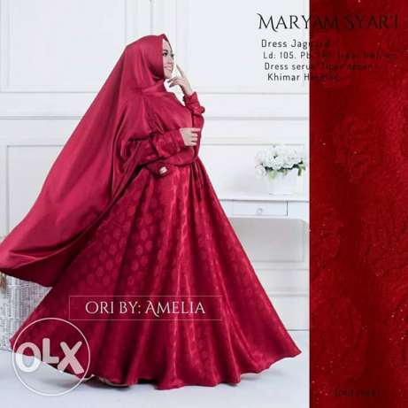 women muslim cloth syar'i